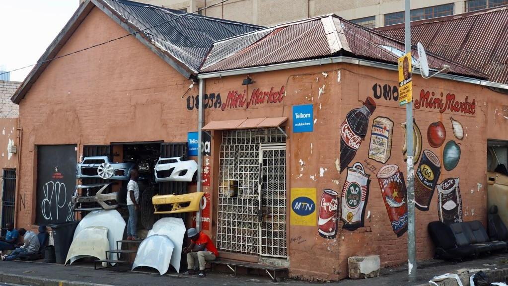 Johannesburg City Tour