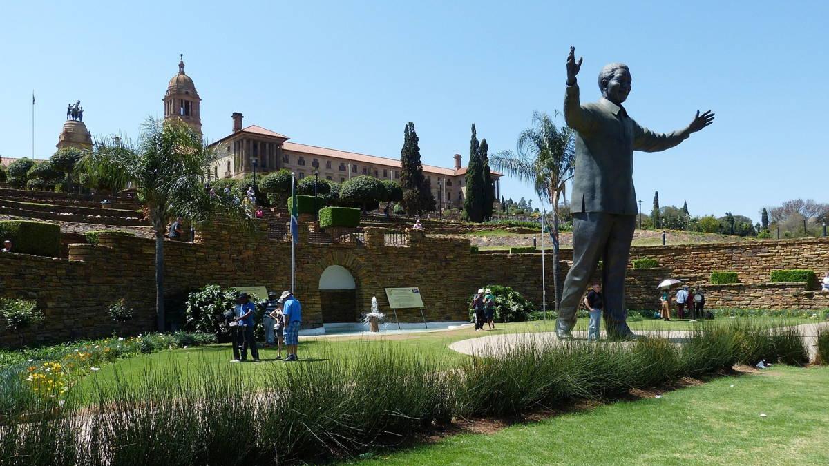 Pretoria Tour